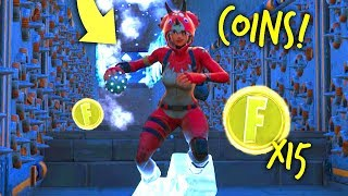 Collect Coins In Featured Creative Islands - Adventure/Puzzle Maps (Fortnite Overtime Challenges)