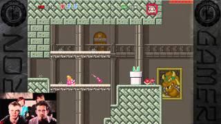 Iron Gamer: Super Mario X (EXTENDED MATCH) Me vs. Husky