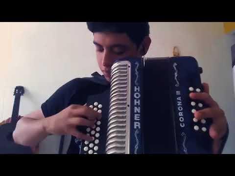 Maluma - Corazón ft. Nego do Borel - Cover En Acordeon