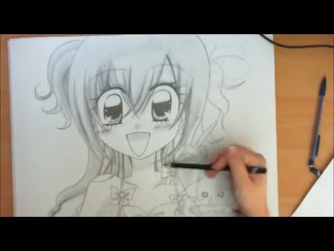 Dessin de manga 4 kilari tsukishima part 2 2 youtube - Mangas dessin ...