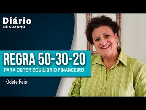 REGRA 50-30-20 - Para obter Equilíbrio Financeiro