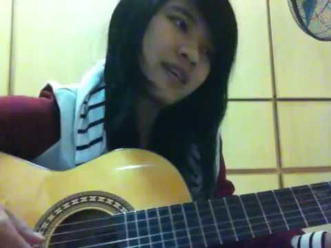 Cewek Cantik main gitar Tibalah waktunya