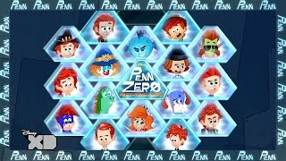 Video Penn Zero: Part-Time Hero | Interactive Video: Many Faces of Penn  | Official Disney XD UK download MP3, 3GP, MP4, WEBM, AVI, FLV September 2018
