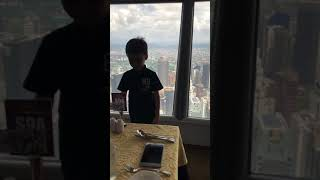 Video Rayyan at Atmosphere 360, KL Tower, 2018 download MP3, 3GP, MP4, WEBM, AVI, FLV November 2018