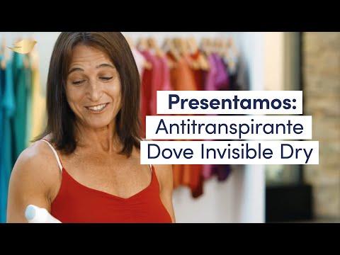 Dove Invisible Dry – Confianza en Cualquier Color