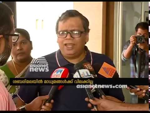 Media restrictions are for the security says DGP Lokanath Behera