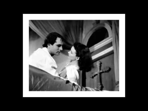 """MGM`s """"ROMEO AND JULIET"""" Starring VIVIEN LEIGH & LAURENCE OLIVIER"""