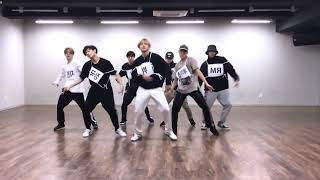"BTS ""Mic Drop"" Mirrored Dance …"
