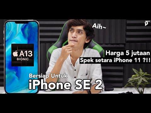 Rp.5 Jutaan! Spek iPhone SE 2 akan Setara iPhone 11??  RACUN apalagi ini -  iTechlife ( Indonesia )