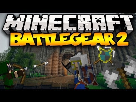 battle gear minecraft