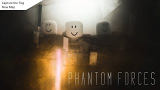 I managed to kill people in New CTF Game Mode Phantom Forces roblox French