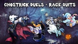 Spooky And Adorable!! Yu-Gi-Oh! Ghostrick DUELS + RAGE QUITS!! | April 2017