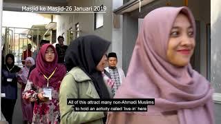 Masjid Ahmadiyah Terbesar di Manislor Kuningan Jawa Barat Indonesia Masjid ke Masjid 26 Januari 2019