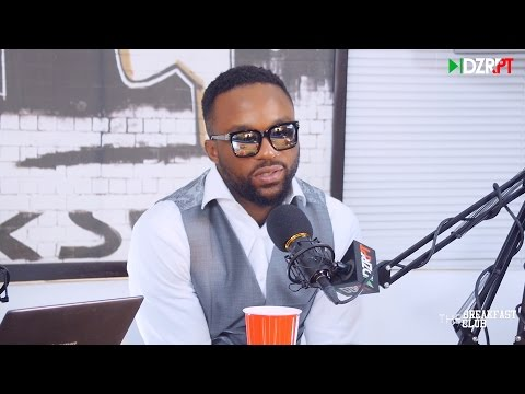 VIDEO: Iyanya talks Fame and Relationship with The Breakfast Club on DZRPT TV