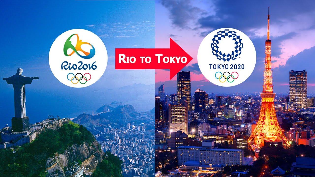 handover rio  tokyo  summer olympics  youtube