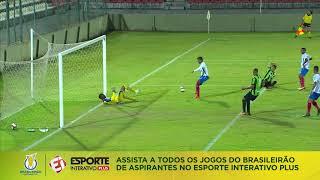 Melhores momentos - América-MG 2 x 0 Bahia - Brasileirão de Aspirantes (29/06/2018)