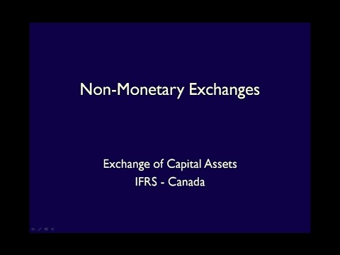 Non Monetary Exchange, Video 2