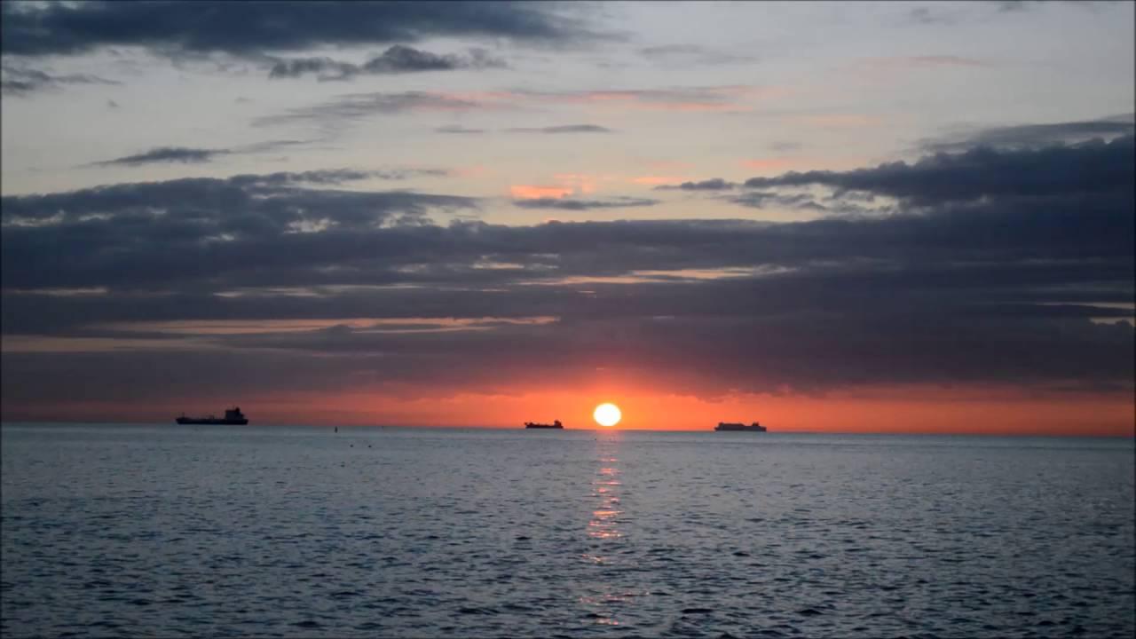 dublin bay sunrise youtube