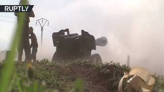 RAW  SAA recaptures northern Hama for the first time since 2016
