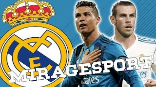 🏆 MIRAGESPORT ⚽ FIFA 18 BAJNOKSÁG - Real Madrid