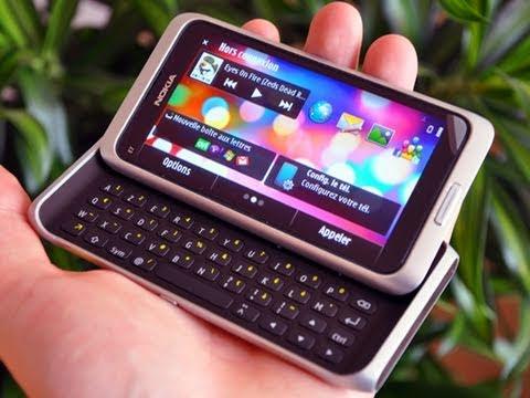 Test du Nokia E7 - par Test-Mobile.fr