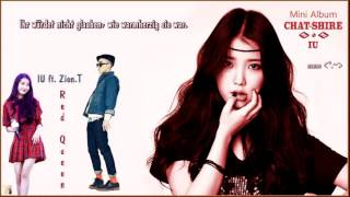 IU (아이유) ft. Zion.T (자이언티) - Red Queen k-pop [german Sub] Mini Album:Chat Shire