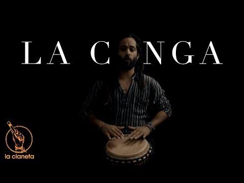 La Claneta - La Conga (OFFICIAL MUSIC VIDEO)