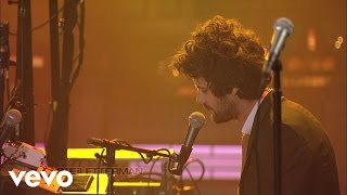 Passion Pit - Eyes As Candles (Live on Letterman)