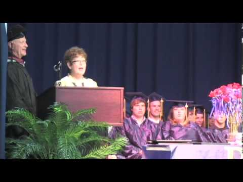 2013 Brehm Preparatory School graduation