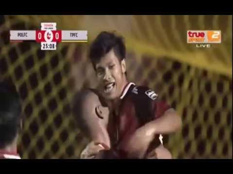 "Aung thu all goals thaileague 2018 "" Messi of Myanmar"""