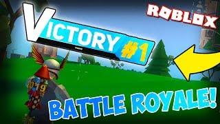 WINNING IN *NEW* STRUCID BATTLE ROYALE!!! | Strucid on Roblox #2