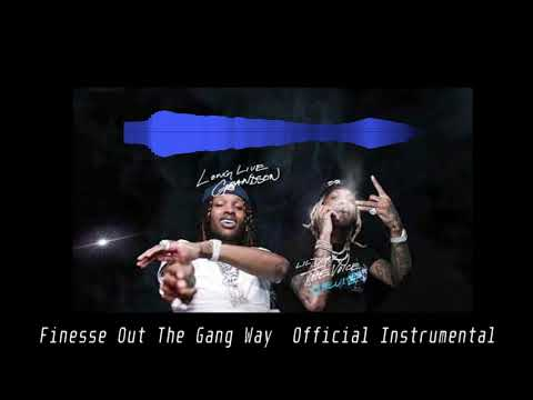 Chopsquad DJ Official Instrumentals: (Lil Durk – Finesse Out The Gang Way feat. Lil Baby)