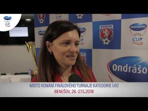 ONDÁŠOVKA CUP U10  BENEŠOV 2017/2018