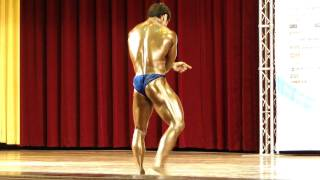 LIN,MING-HUI ( 林銘輝 ), Men's Bodybuilder Of Taiwan