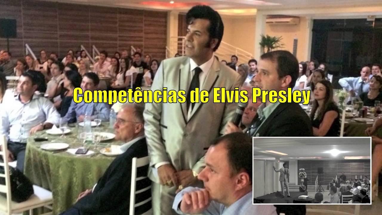 Elvis Presley Palestra Motivacional Unicredi Florianopolis Depoimento Do Presidente