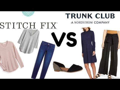 reviews of stitch fix vs trunk club