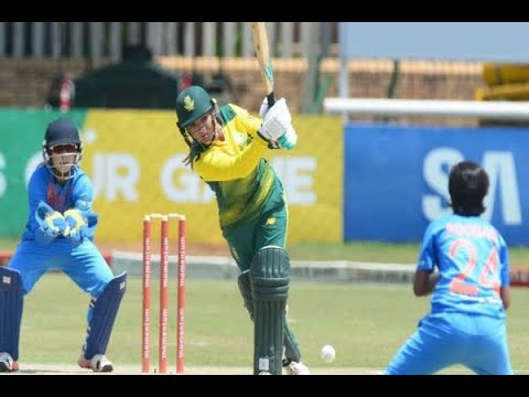 In Graphics: Indian Women Cricket Team lost 3rd T20 against SA by 5 wicket