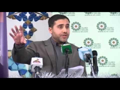 Islamic Awakening Conference 2012 - Roshan Muhammed Salih