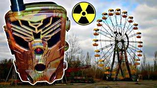 ✅Поставил СКРЫТЫЕ КАМЕРЫ в Припяти ☢ Засветили герб и ловим вандалов в Чернобыльской Зоне Отчуждения