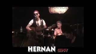 CAMINANDO POR LA CALLE - HERNAN GIPSY