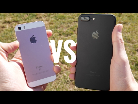 iPhone SE vs iPhone 7 Plus: Which should you buy?