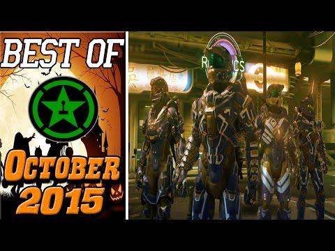 Best of... Achievement Hunter October 2015