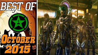 Best of... Achievement Hunter October 2015