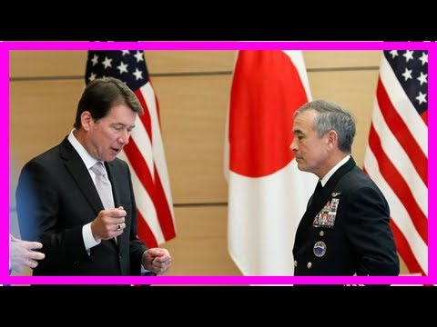 Us Latest News - The United States Pacific command-military diplomatic support needed to deal with
