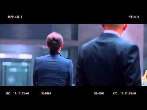 "Marvel's ""Captain America: The Winter Soldier"" - Deleted Scene 1"