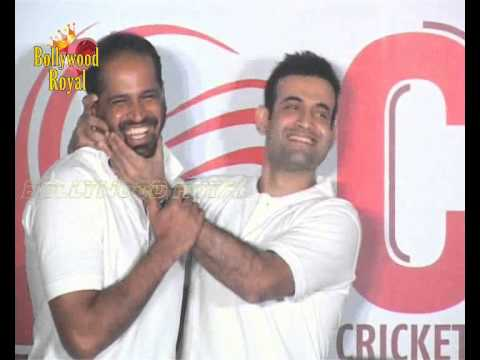 Cricketers Irfan Pathan & Yusuf Pathan Launch 'Cricket Academy Of Pathans'  2