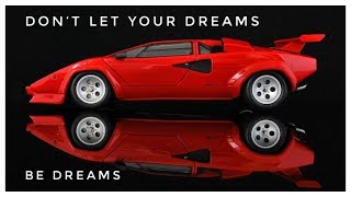 Lamborghini Countach Strohm Replica - Childhood-dream