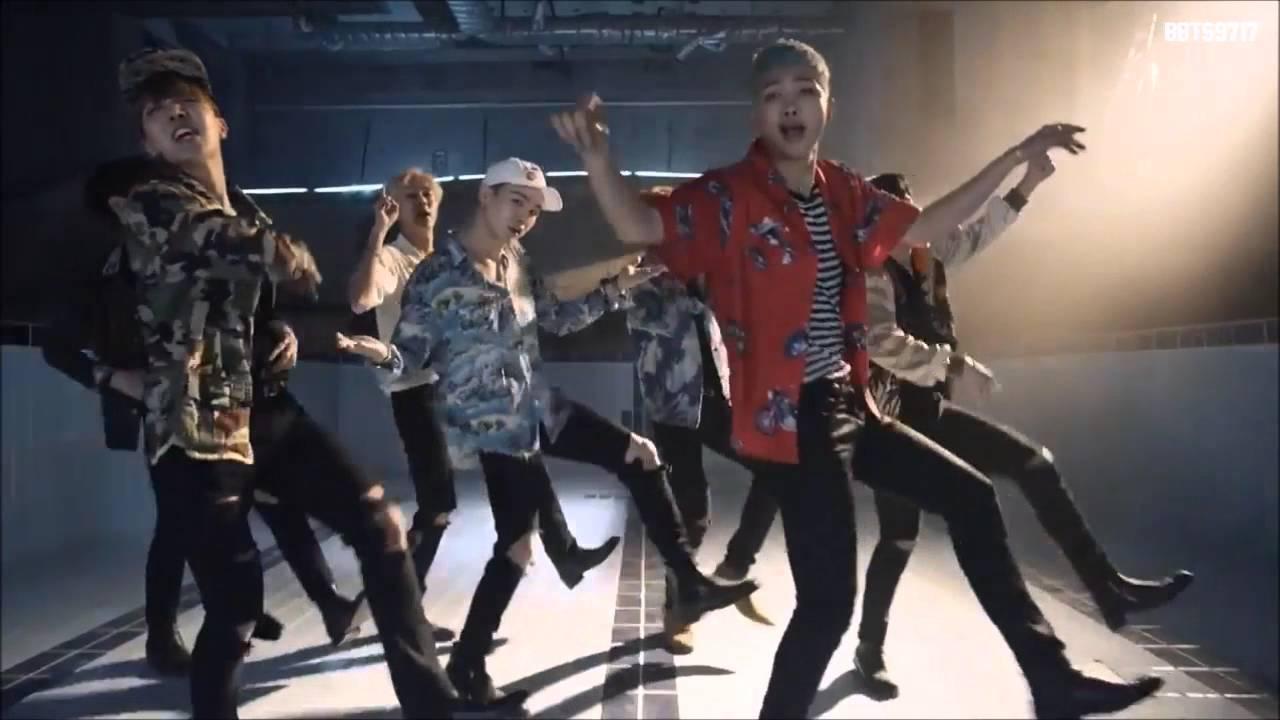 [MIRRORED] BTS - 'FIRE' (DANCE VER.)