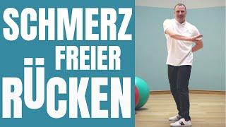 Schmerzfreier Rücken | Übungen für deinen gesunden Rücken