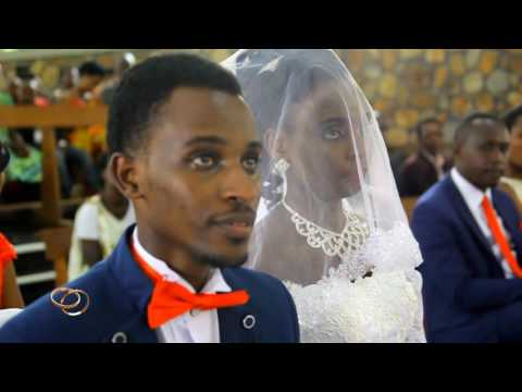 Ubukwe bwa OLIVIER Nkurunziza na Agathe NIYONSENGA